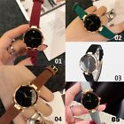 Fashion Women Girl's Single Diamond Quartz Wristwatches Watches image
