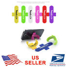 Rubber Touch U Type Mount Stand Case Cover Universal Samsung Sony LG