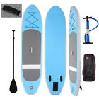 5 Types 10ft ISUP Paddle Board Inflatable Stand Up Paddleboard Surf For Beginner