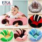 US Toddler Baby Soft Sofa Pillow Seat Sit Protector Car Support Cushion Chair