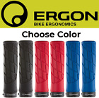 Внешний вид - Ergon GA2 FAT Grips Lock-On Mountain Bike Enduro MTB Flangeless Handlebar Grip
