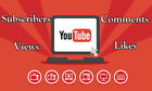 Youtube Service | Subscrib�rs  | lik�s | vi�ws | comments