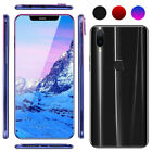 "Unlocked 6.2"" Android 8.1 Cell Phone Quad Core Dual Sim 64gb + 4g Ram Smartphone"