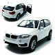 Welly BMW X5 1:32 White Miniature Car Die-Cast Kid Toy Gift SUV Figures_NK