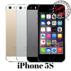 Apple iPhone 5s 16GB 32GB 64GB Smartphone Unlocked or Network Locked