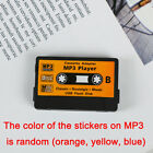 Mini Mp3 Player Gift Portable Music Player Support 32G Mini TF Card Slot ST