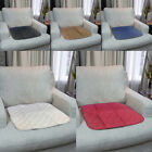 Reversible Quilted Sofa Protector Furniture Throw Cover Mat for Armchair