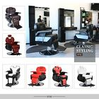 All Purpose Hydraulic Recliner Barber Chair Salon Beauty Spa Styling Equipment