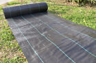 Woven Weed Barrier Landscape Fabric Cover for Gardening Mat Eco-Friendly