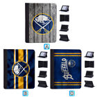 Buffalo Sabres Leather Case For iPad 1 2 3 4 Mini Air Pro 9.7 10.5 12.9 $19.99 USD on eBay