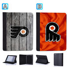 Philadelphia Flyers Leather Case For iPad 1 2 3 4 Mini Air Pro 9.7 10.5 12.9 $20.99 USD on eBay