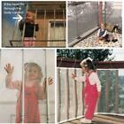Baby Safety Balcony Stair Guard Mesh Net Pet Dog Gate Railing Protector Net QK