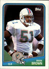 1988 Topps Football Cards 201-396 +Rookies (A0400) - You Pick - 10+ FREE SHIP $0.99 USD on eBay