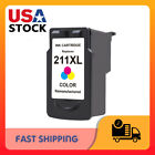 PG-210XL or CL 211XL Lot Black & Color Ink Cartridge for Canon PIXMA MX410 MX420