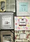 New Sheet Set-1 Flat Sheet/1 Flitted Sheet/ Pillow Cases - Choice Size & Color image