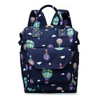 Mummy Backpack Diaper Bags Large Multifunctional Baby Nappy Small Changing Bag <br/> ❤SMALL &amp; MEDIUM &amp; LARGE ❤ BLACK &amp; NAVY ❤ DELIVERY FAST❤