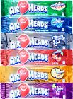Air Head Candy Assorted Flavors Individually Sealed, 0.55 Ounce Bars