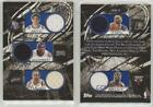 2006 Luxury Box Relics Five Blue/49 Samuel Dalembert Jermaine O'Neal Ben Wallace <br/> Fulfilled by COMC - World's largest consignment service