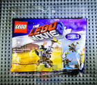 LEGO Movie 2 Polybag Two Lucy MetalBeard Emmet Master 30527 30528 30529 30340