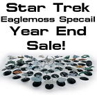 Star Trek Eaglemoss Ship SPECIAL YEAR END SALE!  Your Choice of 75+ On Sale on eBay