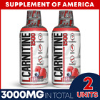 "ProSupps L-Carnitine Liquid 3500mg - Fat Loss Boost Metabolism ""FREE SHIPPING"" $16.98 USD on eBay"