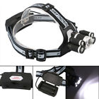 30000LM USB Rechargeable 5x T6 LED Headlamp Head Light Lamp Torch Flashlight SA
