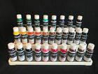Inksanity Tattoo Ink All Colors U-PICK Red Blue Yellow Green Purple Made In USA