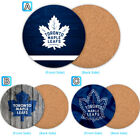 Toronto Maple Leafs Wooden Coaster Pad Cup Mug Mat Placemat Table $3.49 USD on eBay