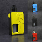 e Cigarette S Rabbit Squonk Mechanical BF Box Mod kit with Goon V1.5 RDA Vape