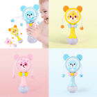 Baby shaker sand hammer musical toy baby flash rattles toy kids education toysSL