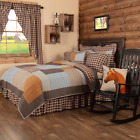 VHC Farmhouse Country Rory Quilt (Your Choice Size & Accessories)  image