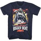 OFFICIAL Jaws Shark Gonna Need a Bigger Boat Men's T-Shirt