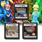 Lite Pokemon Game Card Diamond Pearl Platinum For Nintendo DS 3DS NDSI NDSL NDS