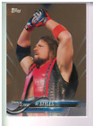 2018 Topps WWE Wrestling Insert +Parallels (A2962) - You Pick - 10+ FREE SHIP