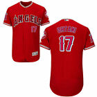 Shohei Ohtani 17 Los Angeles Angels Mens Red Home Game Jersey
