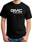 NEW MEN'S GMC Truck T-Shirt Vinyl logo Size Small To 2XL image