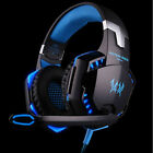 EACH G2000 3.5MM Gaming Headsets Stereo Sound Headphone Mic For PC Gamer Healthy