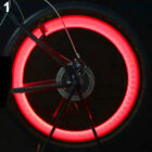 Bike Light Bicycle Cycling Spoke Wire Tire Tyre Silicone LED Wheel Colorful Film
