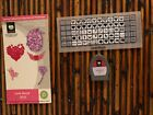Cricut cartridge NO BOXES and LINKED You Choose!, vacation, Christmas, Sports