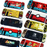 Pokemon Zelda Pikachu Mario Nintendo Switch Hard Thin Dockable Shell Case Covers