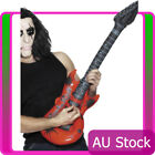99cm Inflatable Rock N Roll Guitar 70s 80s Disco Punk Party Costume Accessories