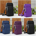 Внешний вид - Unisex Cross-body Mobile Phone Shoulder Bag Pouch Case Belt Handbag Purse Wallet