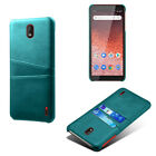For Nokia 7 7.1 5.1 3.1 Plus 2.1 Case Luxury Leather Back Card Slot Wallet Cover