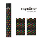 Juul00 Pack of 2 Skins Decals Covers Skin Sticker Vinyl Wrap Wraps Cannabis