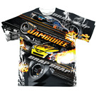 ROTARY Sublimated T-Shirt Mens