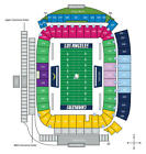 2 Tickets New Orleans Saints vs Los Angeles Chargers in LA  8/18  12TH Row Aisle on eBay