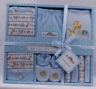 NEW 9 Piece Sweet & Soft Baby Gift Set – Pink or Blue - Newborn