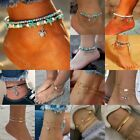 Charm Boho Ankle Bracelet Anklet Chain Foot Beach Sandal Jewelry Gift For Women image