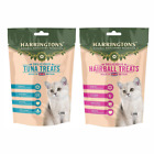Harringtons Premium Cat Treats Hairball Tuna Organic Dreamies Alternative Health