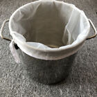 Beer Filter Bag Coffee Strainer Juice Jam Cheese Home-Brew Brew 100/200/300 Mesh